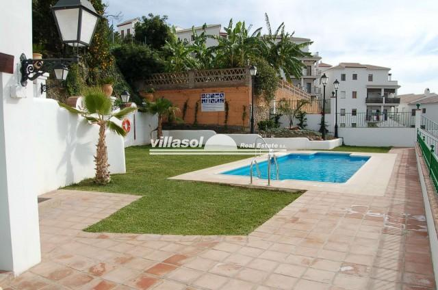 Property For Sale In The Competa Area
