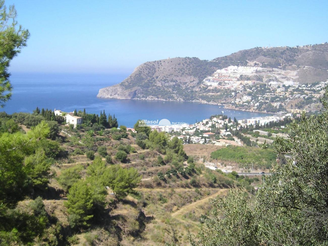 Property For Sale In Almunecar Spain