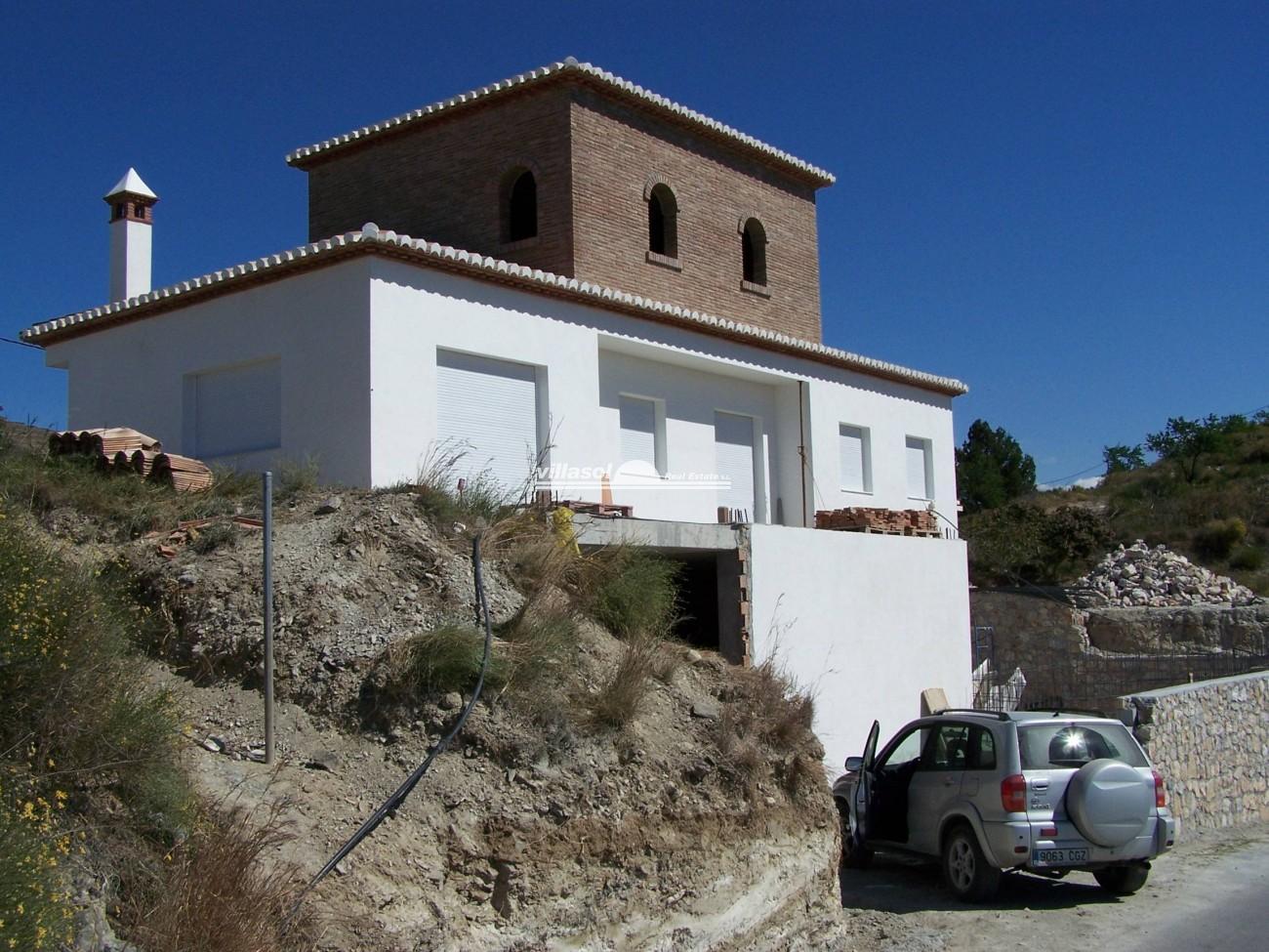 Villa for sale in almu ecar granada spain for Villas granada ii