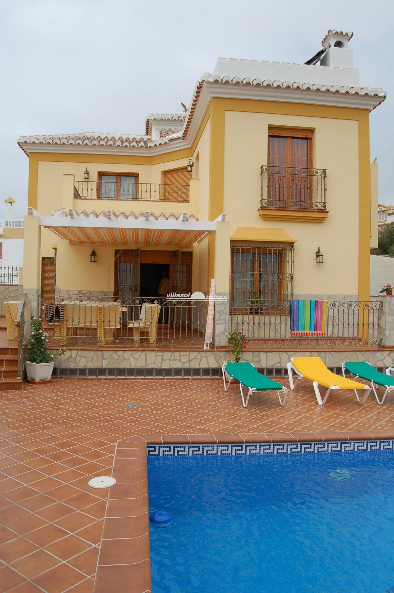 Villa for sale in nerja m laga spain - Malaga real estate ...