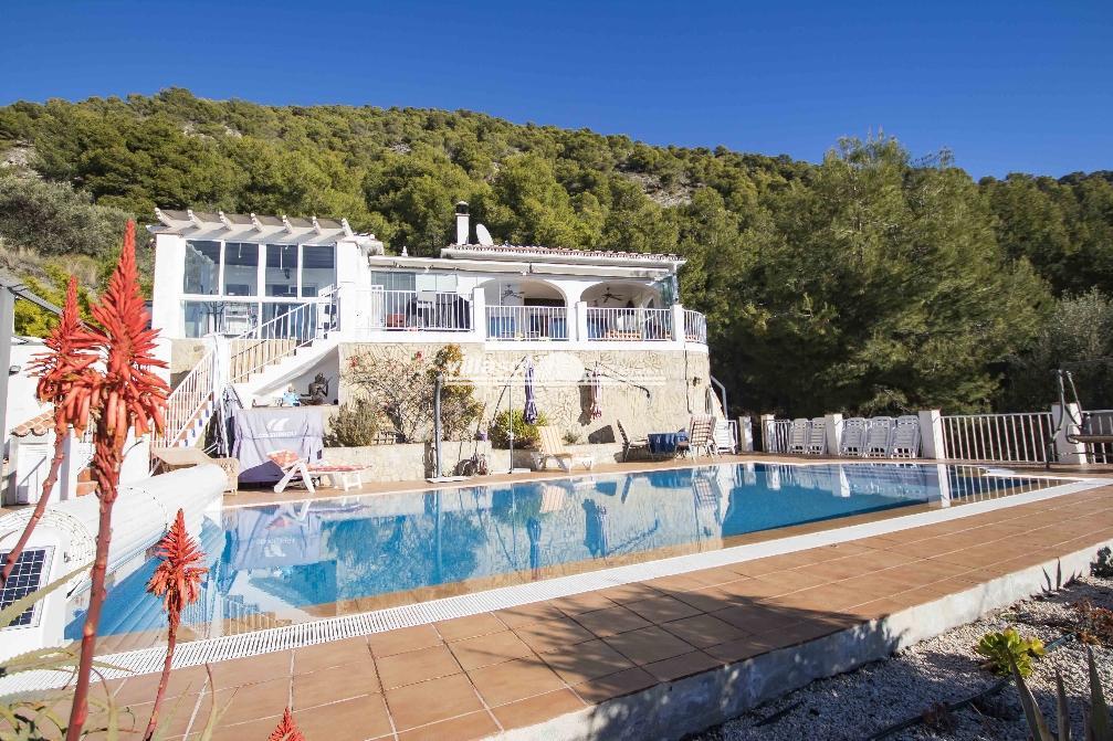 Property For Sale In Frigiliana Spain